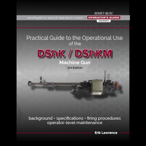 DShK Manual