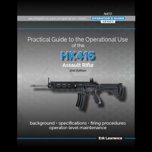 HK416 Manual