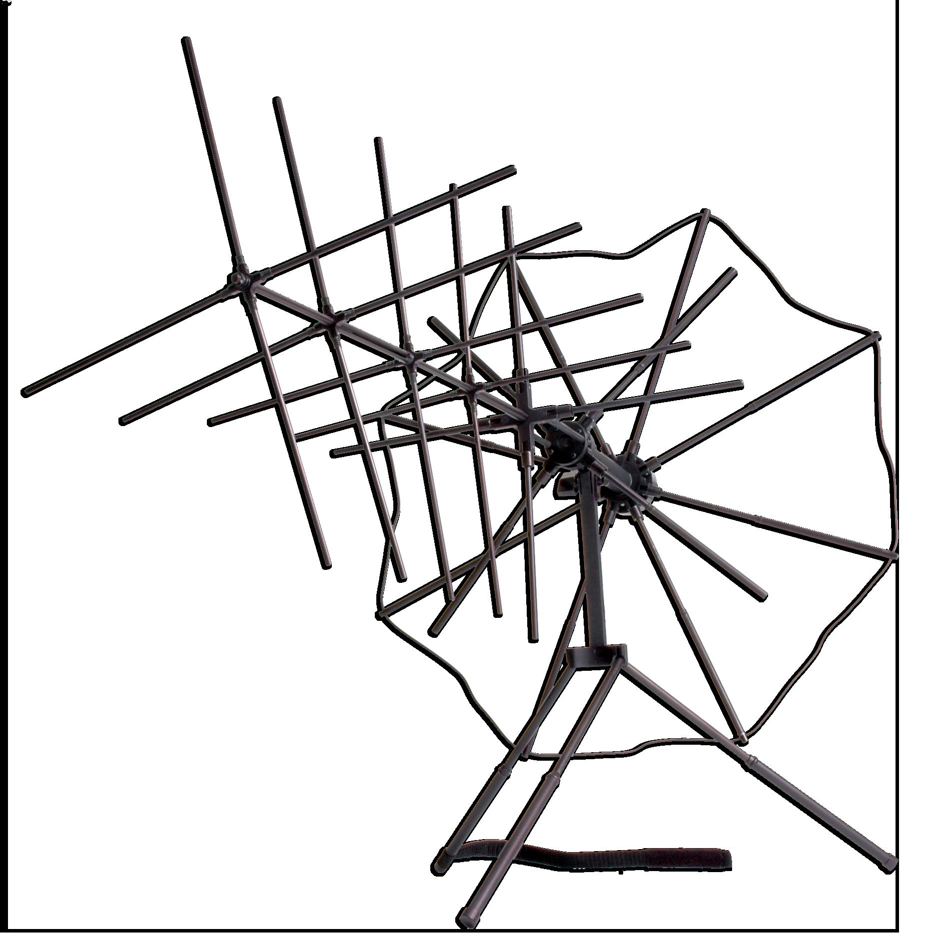 "VSS-2091 – ""Egg-Beater"" or ""O-Wing"" UHF SATCOM Antenna – VSS Store"